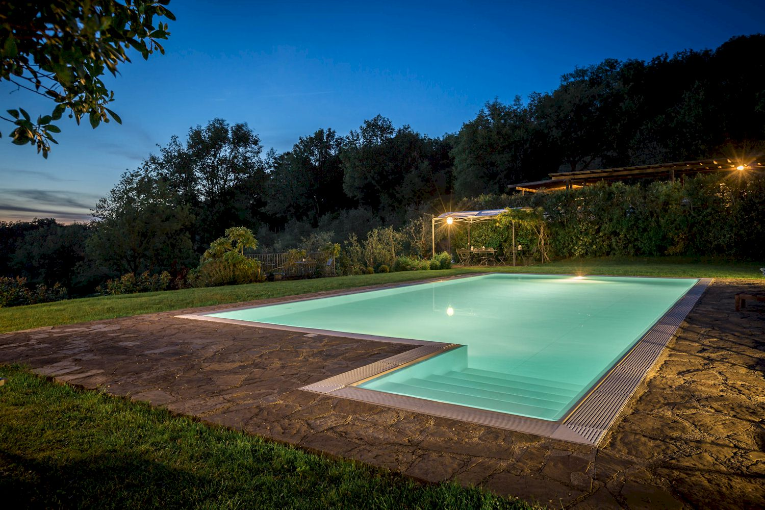 Agriturismo Le Cetinelle swimming pool