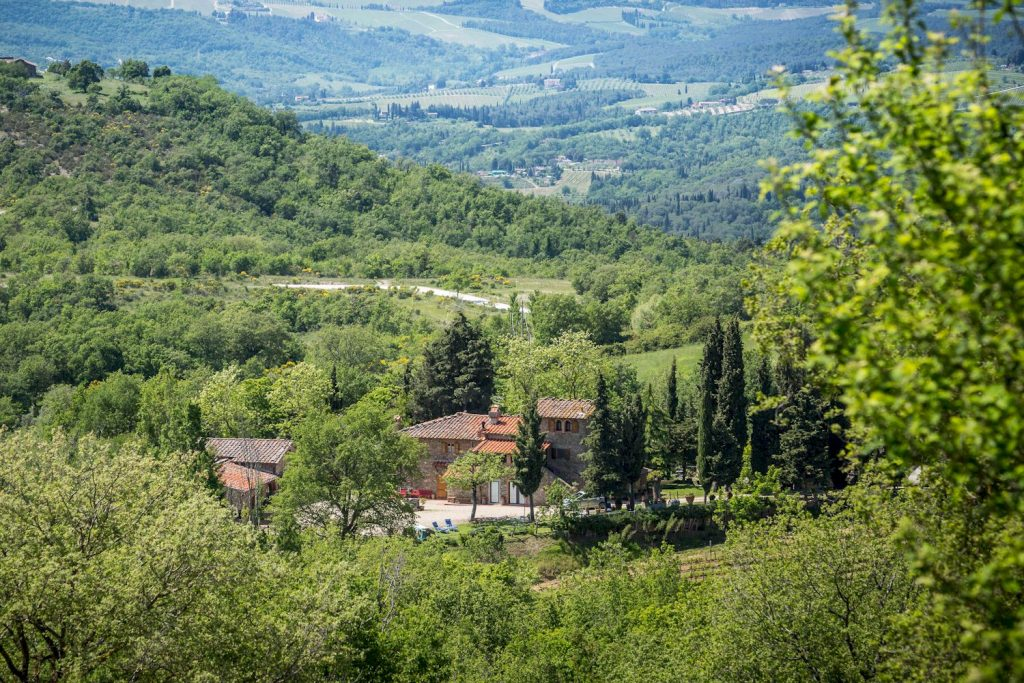Place to stay in Tuscany