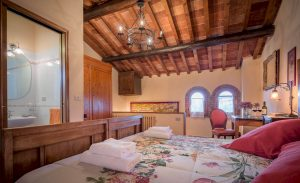 Bed & Breakfast room for your vacation in Tuscany