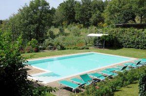 "Agriturismo ""Le Cetinelle"" piscina"