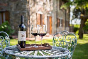 Le Cetinelle wine